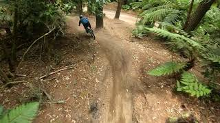 Keegan Wright GoPro POV - Crankworx Rotorua Trail Break 2020