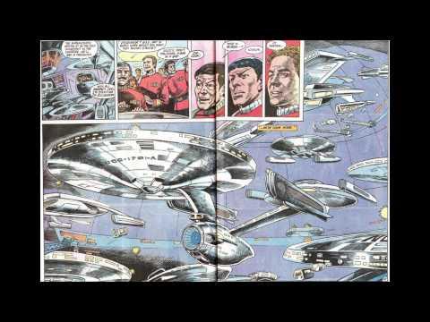 Star Trek Comic Books on DVD from ThinkGeek