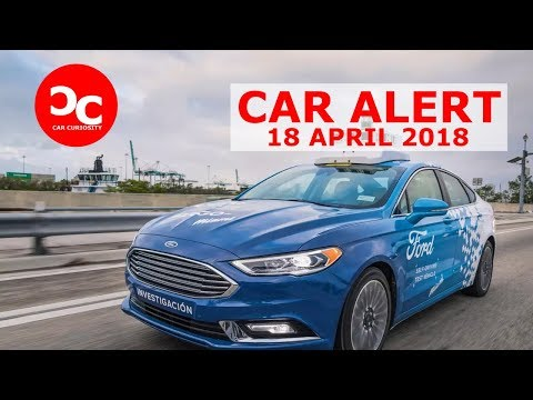 Ford intends to launch self-driving car service 'at scale' by 2021