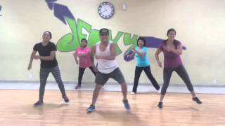 CALIENTE.............ZUMBA FITNESS CON MANAHEN RS MY COREO