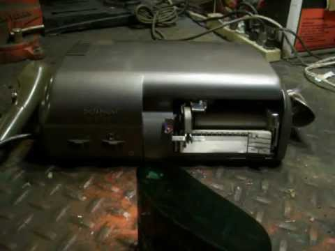 Late 1940s Dictaphone Dictabelt Dictation Machine