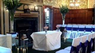 Blomster Designs at Woodlands Park Hotel Part 1 of 2