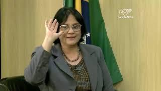 Além da Notícia, Exclusiva com a Ministra Damares Alves, Bloco 01