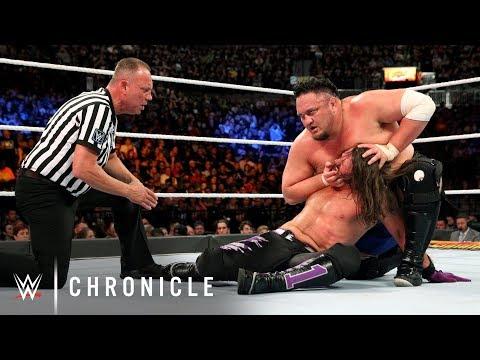 How Samoa Joe proved WWE wrong: WWE Chronicle