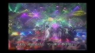 2000年12月11日HEY! HEY! HEY!初登場 原曲は「IT'S TIME TO PARTY NOW」...