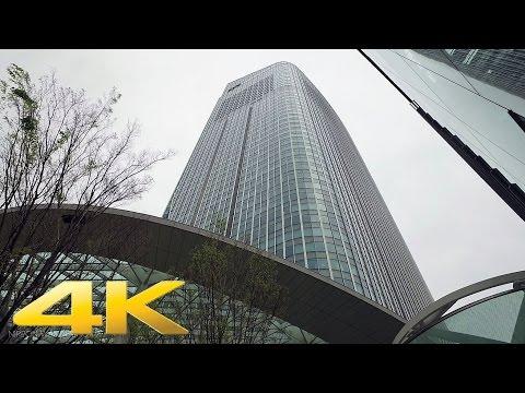 Walking to Toranomon Hills, Tokyo - Long Take【東京・虎ノ門ヒルズ】 4K