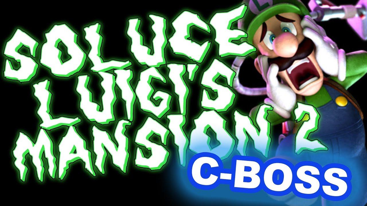 Soluce Luigi S Mansion 2 C Boss Confrontation