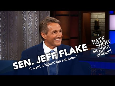 Sen. Jeff Flake Will Vote For The Graham-Cassidy Healthcare Bill