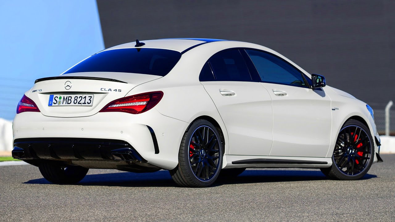 2017 mercedes amg cla 45 4matic c117 design youtube. Black Bedroom Furniture Sets. Home Design Ideas