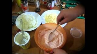 мидии запеченные в сырном соусе