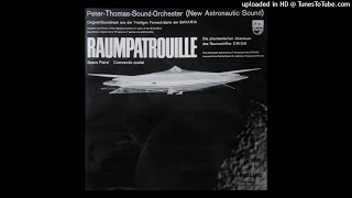 PETER THOMAS SOUND ORCHESTRA - Bolero on the Moon rocks