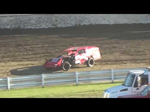 Skagit Speedway, Dirt Cup 2017, Night 3, Washington Modified Tour Heat Races 1,2 and 3