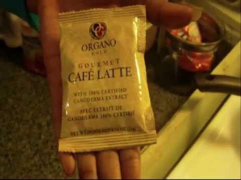 Organic Caffe Latte