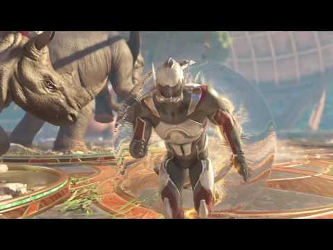 Injustice 2 How to use The Flash |