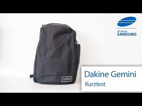 Dakine Gemini - Mein Blogger-Rucksack (und was man sonst so mit sich rumschleppt)