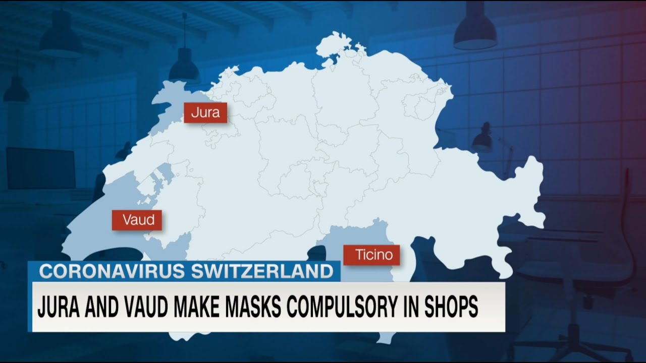 The Show: Switzerland gets ready to mask up!