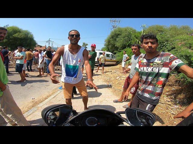 BEST OF TOUNSI BIKER EN TUNISIE 1# 🇹🇳