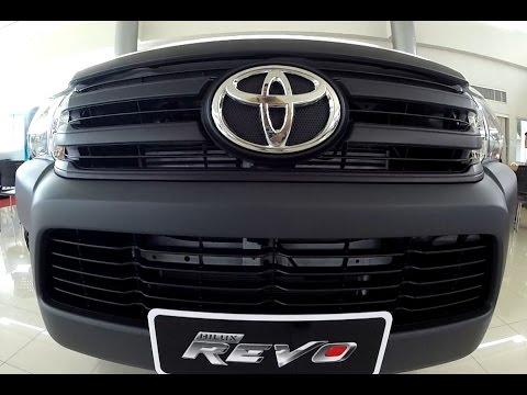 All New Toyota Hilux Revo - กระบะตอนเดียว