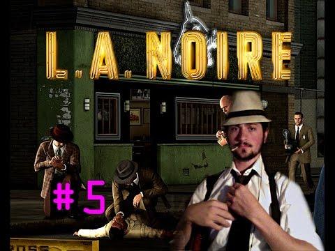 L.A. Noire #5: Insurance fraud?!