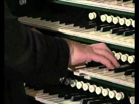 The Grand Organ of Liverpool Cathedral, Ian Tracey