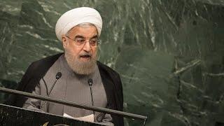 Iranian president pushes back on US demand list