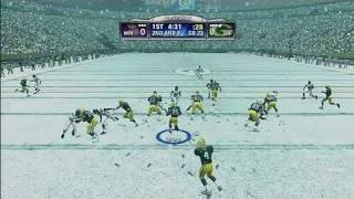 Madden NFL 09 Xbox 360 Gameplay - First Gameplay