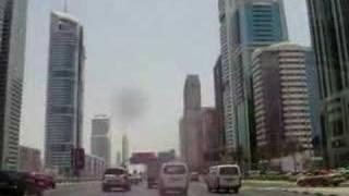 driving dubai s sheikh zayed road