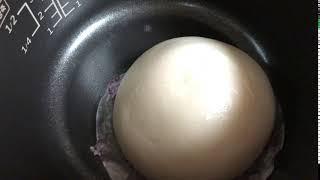 미니 밥솥 호빵 찌기