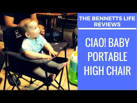 product-review-|-ciao!-baby-portable-high-chair