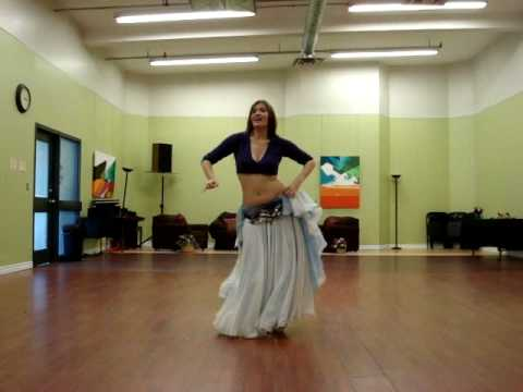 Habibi Ya Albi - Improv Belly Dance