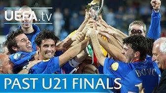 Highlights: Last 10 U21 finals in 5 minutes