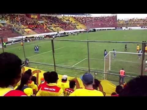 Gol que vale un ascenso Aucas 1 imbAbura 0