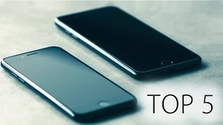 Top 5 Phones (October-November 2016)