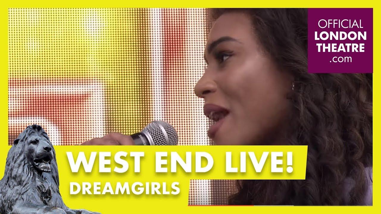 West End LIVE 2018: Dreamgirls