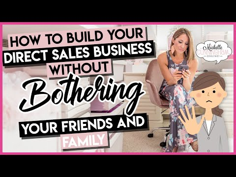 SIMPLE IDEA!! How To Grow Your Direct Sales Business