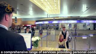 Sheremetyevo International Airport provides innovative services for passengers with reduced mobility
