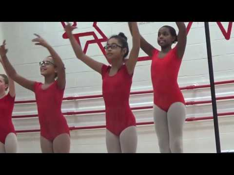 DWA 2016 1213 Royal Academy of Dance Ballet 2 Observation Day