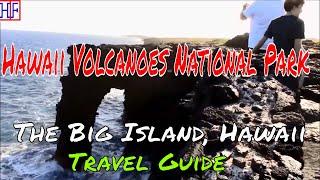 Hawaii Volcanoes National Park – Big Island, Hawaii (TRAVEL GUIDE) | Beautiful America Series | Ep#9