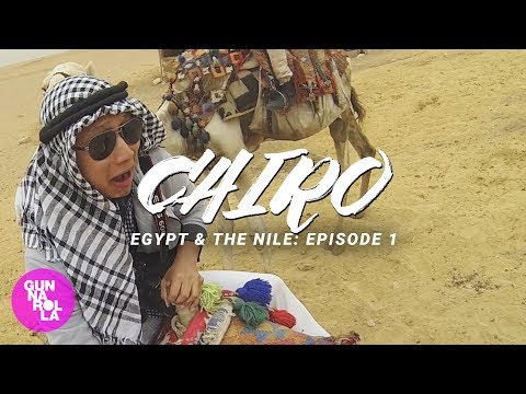 WELCOME TO CAIRO | Contiki Egypt & The Nile: Episode 1