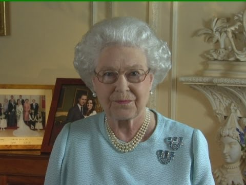 HM the Queen thanks the nation following her Jubilee weekend