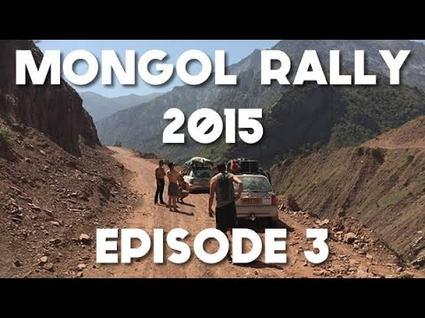 Mongol Rally Documentary 2015 - Episode 3 - Georgia, Azerbaijan & Turkmenistan