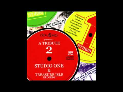 A Tribute 2 Studio One & Treasure Isle Records (Full Album)