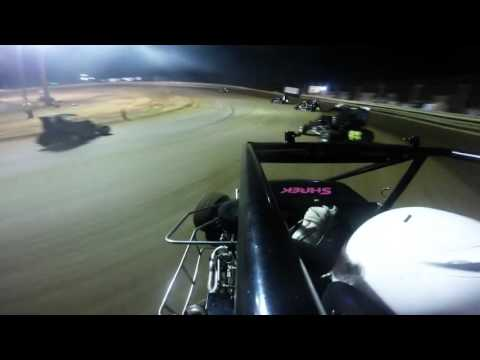 Southern Illinois Raceway | Outlaw Non-Wing A Main | October 4th, 2014 | Collin Wece