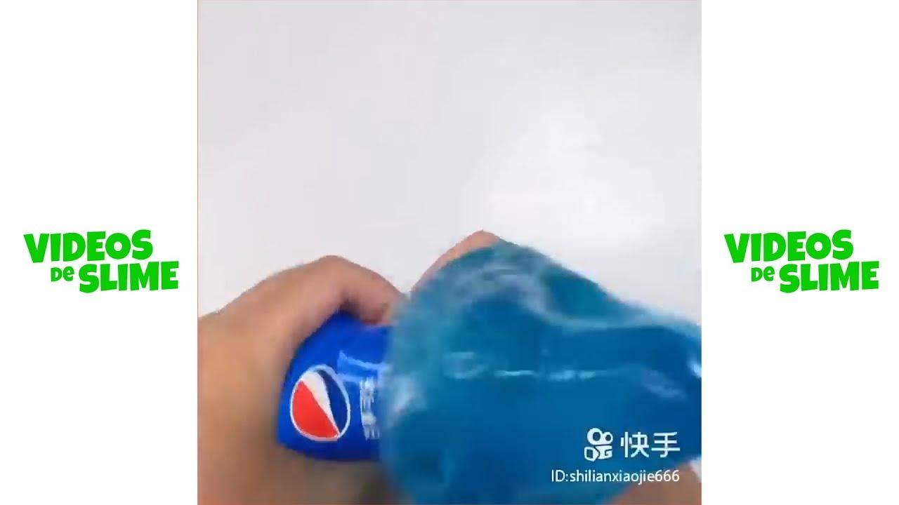 Satisfying Slime Videos #1 - Relaxing ASMR Crushing Crunchy & Soft Things