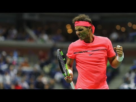 Rafael Nadal - Top 10 Incredible Answers to Serve and Volley