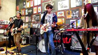 "The Pains of Being Pure at Heart ""The Heart in Your Heartbreak"" Live at Twist & Shout"
