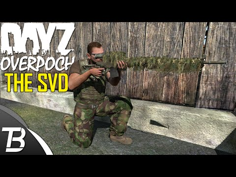 DayZ OverPoch: Part 110 - The SVD