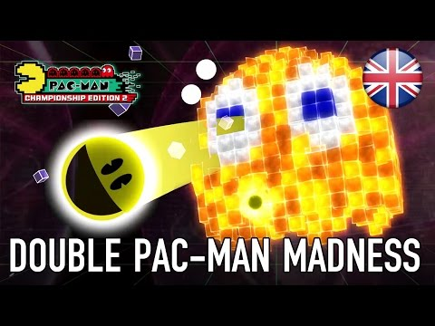 PAC-MAN Championship Edition 2 - PS4/XB1/PC - Double PAC-MAN Madness! (Announcement Trailer)