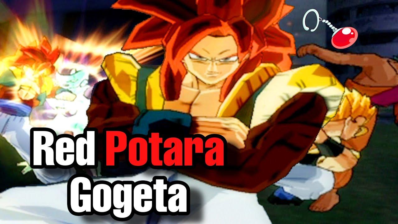 Download Red Potara Gogeta BIG BANGS The Planet... Budokai Tenkaichi 3