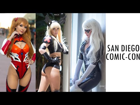 THIS IS SAN DIEGO COMIC-CON SDCC COMIC-CON@HOME 2020 COSPLAY MUSIC VIDEO COMIC CON BEST COSTUMES
